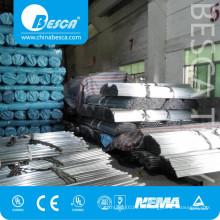 Certificaciones enumeradas BescaTube Manufacture Electrical Steel EMT Conduit