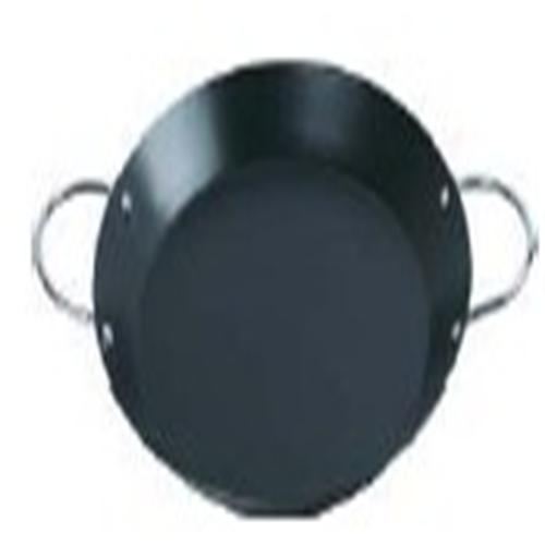 Non-stick Carbon Steel Shallow Round Roaster pan
