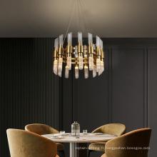 Décoration de mode salle à manger LED lustre pendentif lumière