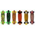 Пластиковый скейтборд Penny Street Cruiser (YVP-2206-5)