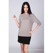 Senhoras ′ Moda Cashmere Sweater (1500008077)