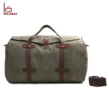 Novos produtos de venda quente saco de lona de viagem de lona durável