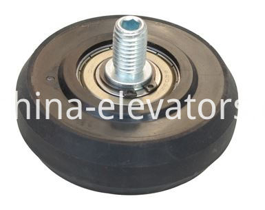 CWT Guide Roller for KONE Elevator D80X28X6203 OEM Part# KM86789G02