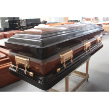 New Model Wooden Coffin (WM02)