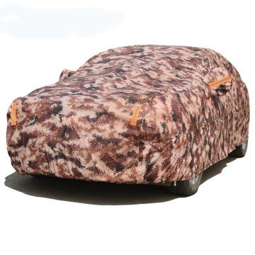 Capa de carro suv com camuflagem de lona de PVC impressa