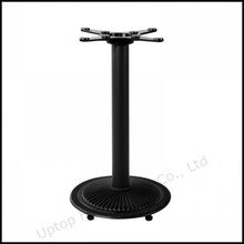 Black Round Cast Iron Table Base (SP-MTL153)