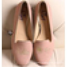 Низкая цена Оптовая леди моды обуви 2016 женщин вышивка Loafer обувь