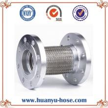 Heat Resistant Stainless Steel Flexible Metal Hose/Pipe