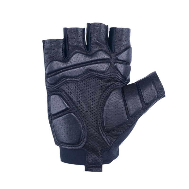 PU Leather Cycling Gloves
