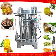 Sesam-Mandel-Erdnuss-kalte gepresste Kokosnussöl-Maschine