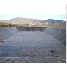 HDPE Geomembran für künstlichen Fischteich