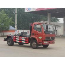 รถบรรทุก Garbge Dongfeng 4CBM Hook Lift