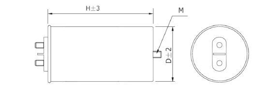 Metallized Film Capacitor BGMJ