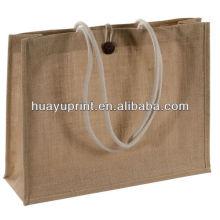 Europa Hot-Verkauf Importeur von Jute Tasche, verwendet Jute Gunny Tasche, Jute Einkaufstasche Hersteller 100 AT-1017