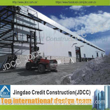 Fast Build Durable Steel Structure Factory Building with Insulation Panel