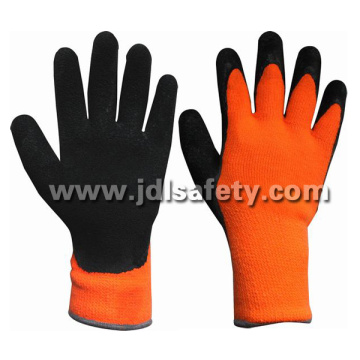 Latex Work Glove with Terry Brushed Liner (LT2014T)