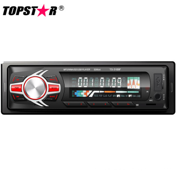 Painel fixo do carro MP3 Player com display LCD