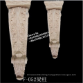 decorative rubber cheap wood frame corbels