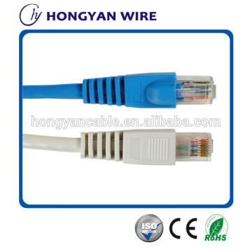conjunto de cables de red utp cat5e cat6