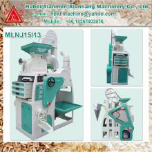 New design fully automatic competitive best price mini rice mill