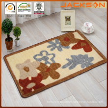 Modern Design Soft and Comfortable Waterproof Bath Mat