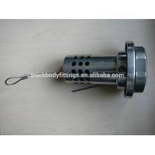 Anti siphon fuel cap, fuel defend protection