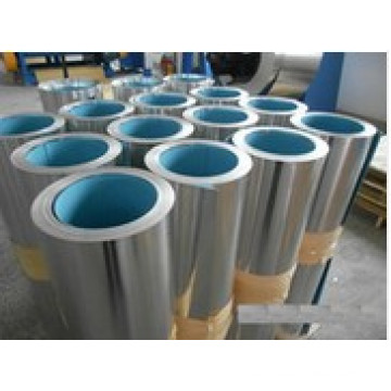 Embossed/Corrugated/Ribbed Aluminum Insulation Jacketing with Water Barrier