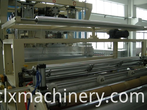 Pe Co Extrusion Stretch Film Machinery