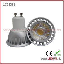 Epistar 5W LED GU10 COB Spotlight (LC7136B)