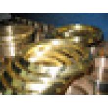 Bobine de cuivre et fil de cuivre, profil de cuivre