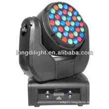 guangzhou longdi light 37*3w RGB led wash moving head light price