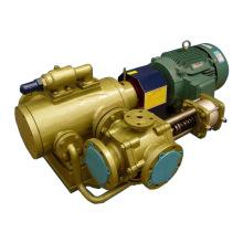 Three Screw Asphalt Bitumen Oil Fuel Transfer Pump