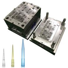 professional custom precision laboratory pipette tip mold plastic injection mould
