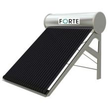 Nicht unter Druck stehender Solarwarmwasserbereiter für zu Hause mit (150L)