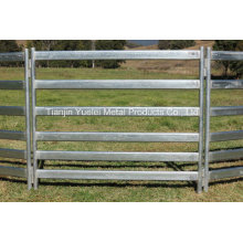 Galvanized Welded Steel Fence Panel, Fence Panels with Power Coating, Hot Dipped Galvanized Sheep Cattle Fence Panel