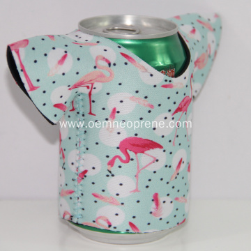 New Arrival Fantastic T-shirt Neoprene Can Coolers