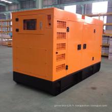 Prix d'usine 100kVA / 80kw Super générateur diesel silencieux (6BT5.9-G2) (GDC100 * S)