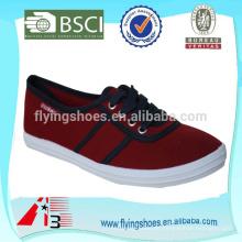 Großhandel billig neuesten Mädchen Schuhe Design