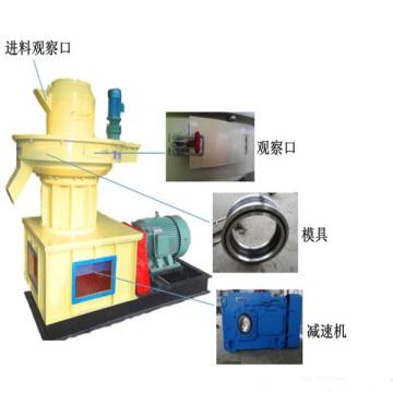 Flat Die Pellet Machine with CE
