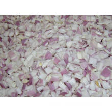 IQF Frozen Red Onion Dices