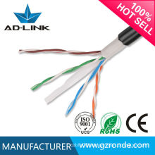 Hot selling LSZH/PVC cable utp outdoor cat 6 shield