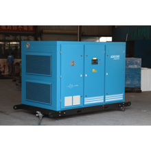 Industrial Air Compressor with Inverter Controlled