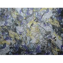 Tela tejida impresa calidad para la materia textil casera (DSC-4150)