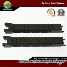 Brazo de aluminio para piezas de mecanizado CNC de uso electrónico