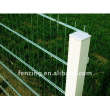 Security Twin-Bar Wire Mesh fence