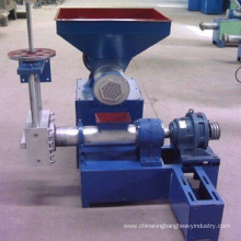 waste plastic recycling extruder machine