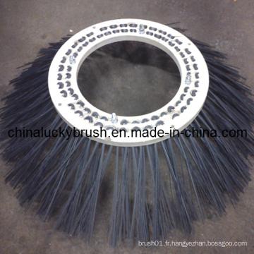 Fabriqué en Chine PP ou brosse latérale en fil métallique (YY-002)