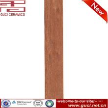 Foshan anti slip interior rustic floor tiles wooden floor tile bathroom