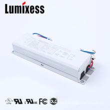 Lámpara de tubo sin parpadeo 36 voltios 950mA FCC Recongnied 50 vatios led driver
