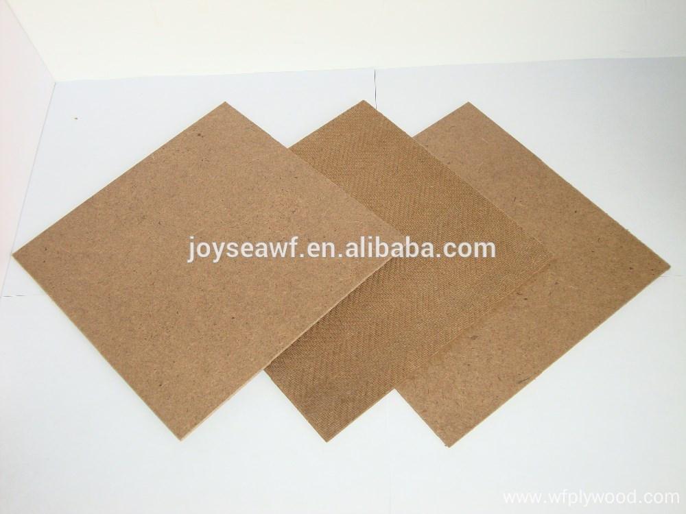 Pressed Hardboard Panels ~ Raw hardboard mm china manufacturer